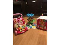 VTech/Little Tikes Toy Bundle **£10 each, 2 for £15 or all 3 for £25**