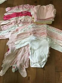 3-6 mths girls bundle