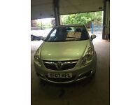 Vauxhall Corsa 2007 1.3 Petrol 3 Door Hatchback M.O.T until May 2018