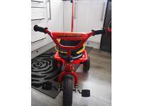 Mud Monster Toddler Bike