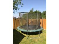 10ft trampoline - good condition