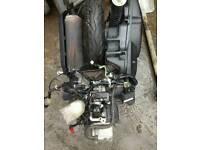 HONDA VISION 110 COMPLETE ENGINE