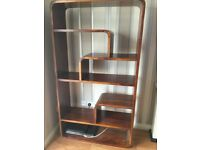 Excellent Condition Dark Wood Living Room Unit