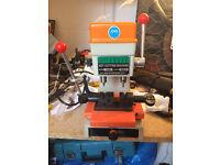 Laser Dimple Car Key Cutting Machine For Sale Locksmith Tool