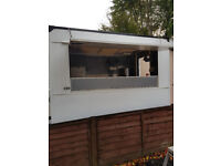 AJC Catering Trailer Burger Van