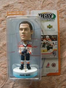 Pavel Bure Upper Deck Playmakers Bobblehead 01/02 - New in Box