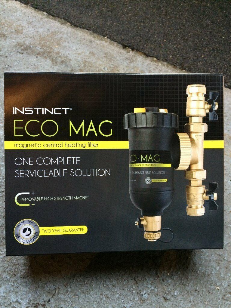 Instinct Eco Mag Central Heating Magnet Filter In