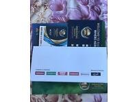 Tickets available for icc champions trophy Pakistan vs South Africa inEdgbaston