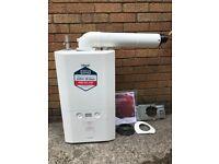 Ideal Logic Heat 18 conventional/regular boiler