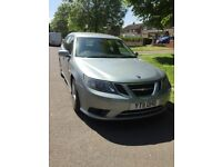 SAAB 9-3 AUTO SPACE WAGON 2011 SAT NAV LEATHER FULLY LOADED