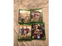 Fifa 17,16,15,14 Xbox one