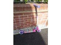 Shopkins scooter
