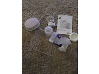 Philips Avent Natual Electric Breast Pump - New in Box