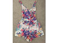 Ladies Size 6 ASOS Beach Playsuit