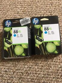 HP Officejet 88XL Ink - blue