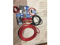 Amp cables for sale