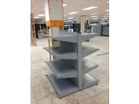Used Supermarket Shelving for Sale