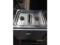 Freestanding Camp Cooker/Sink Unit