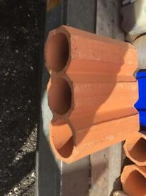Terracotta Wine rack