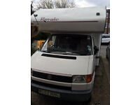 VW Swift Royale 550 Motorhome Caravan LOW MILEAGE CAMPERVAN