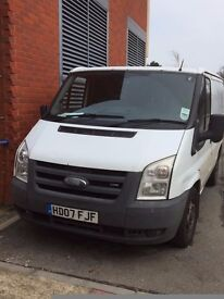 Ford Tranist Panel Van MK4 2.2 TDCi Duratorq 280 S Low Roof Panel Van Duratorq 5dr (SWB)