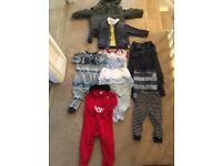 Baby boys bundle 12-18 months
