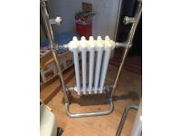 Traditional radiator/towel rail