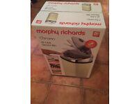 Morphy Richards 42L Sensor Bin, Cream - *BRAND NEW*