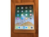 iPad mini 2 16gb WiFi.perfect working order.minor wear and tear £110 NO OFFERS. CAN DELIVER