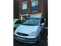 Ford galaxy 1.9tdi 7 seater spares or repair