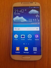 Samsung Galaxy S4 GT-I9505 - 16GB - Unlocked - White Frost