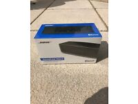 Bose SoundLink Mini Bluetooth Speaker II - Carbon - Brand New SEALED