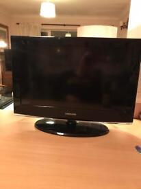 Samsung 26'' flatscreen tv