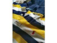 BOYS RALF LAUREN CLOTHES 17 items in total