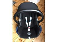 Maxi Cosi Cabriofix Car Seat Excellent Condition Fully Cleaned Ready to use