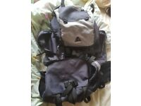 Eurohike Wilderness 55L 55 S camping pack rucksack backpack DoE DofE