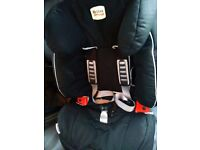 BRITAX Evolva 1 2 3 CAR SEAT USED GOOD CONDITION