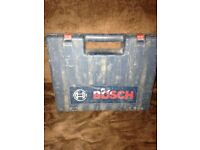 Bosch tool storage box only