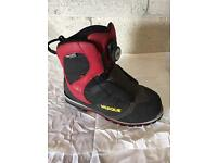 Vasque Radiator mountaineering boots, size uk 8, ex demo model, walking, hiking, mountaineering