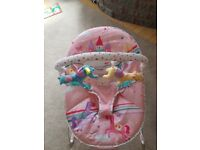Baby Pink Bouncer