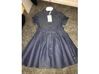 Girls brand new jasper conran dress