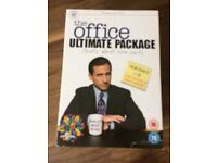 As New the Office USA Ultimate Package Box Set seasons 1 - 5