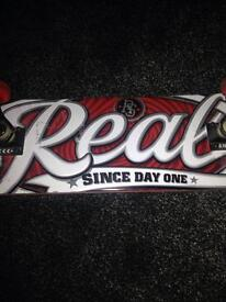 Real- Since Day One Edition Skateboard!