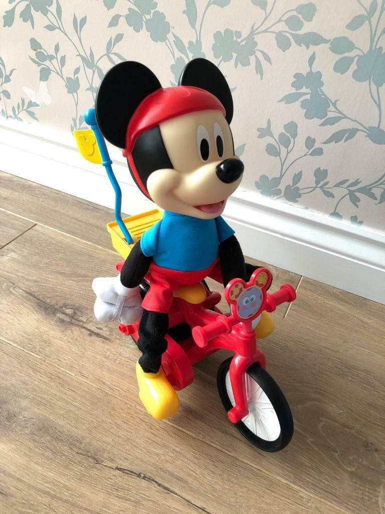 Cycle Spin Mickey Mouse