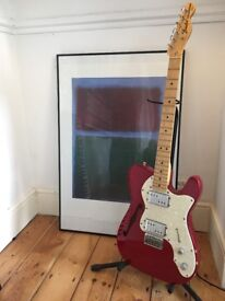 Fender Thinline Telecaster 72' w/ Hardcase