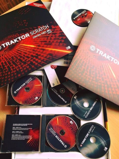 Native Instruments Traktor Scratch Pro 2 Full Software And Timecode Kit |  in Dundee | Gumtree