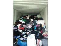 Job Lot Used Clothes