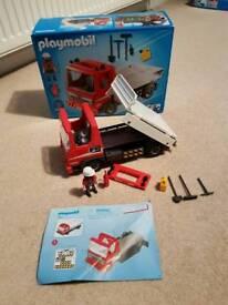Playmobil Tipper Truck 5293