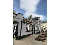 PUB TO LET FREE OF TIE
