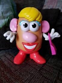 Mrs potatoe head